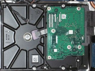 Replacement SATA Seagate hard drive for Intel iMac
